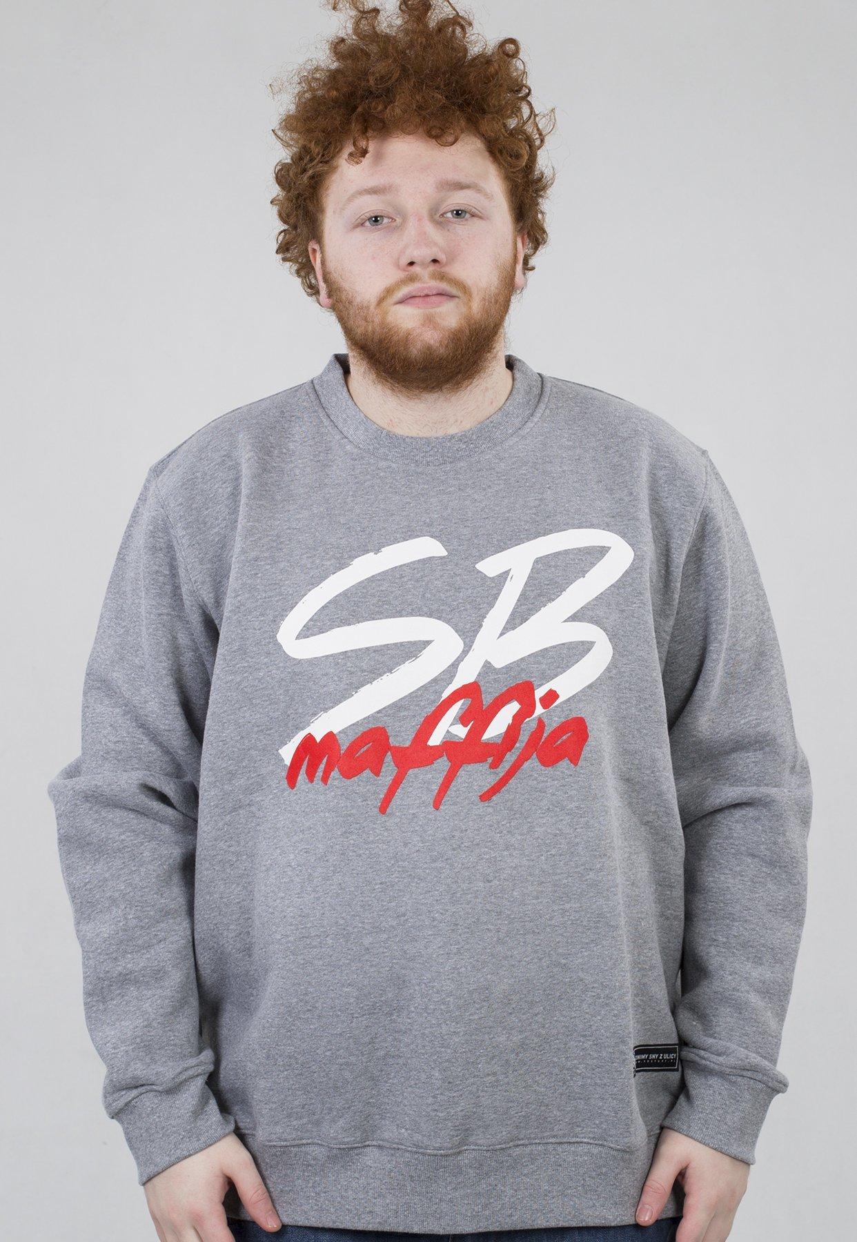 SB MAFFIJA BLUZA BEZ KAPTURA STUFF CLASSIC XL
