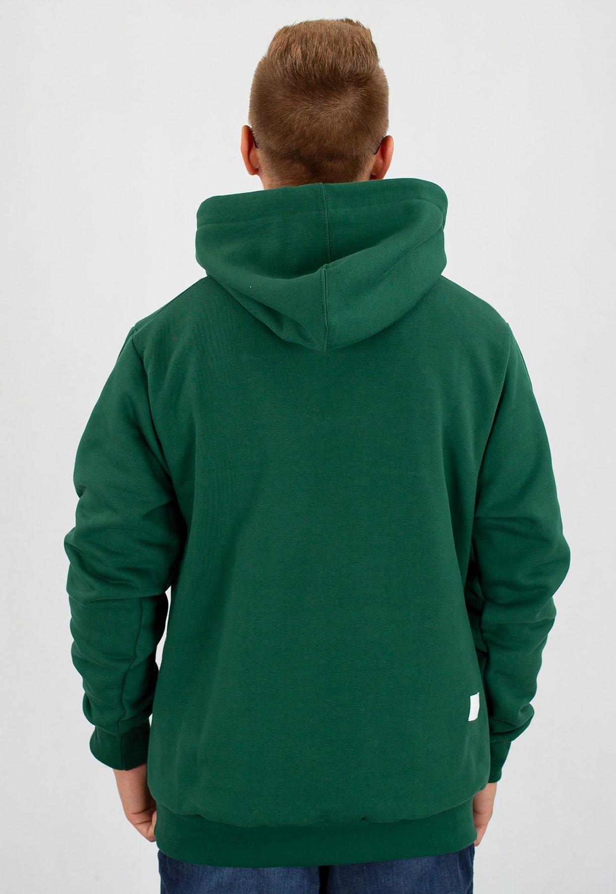 bluza ssg zielono czarna