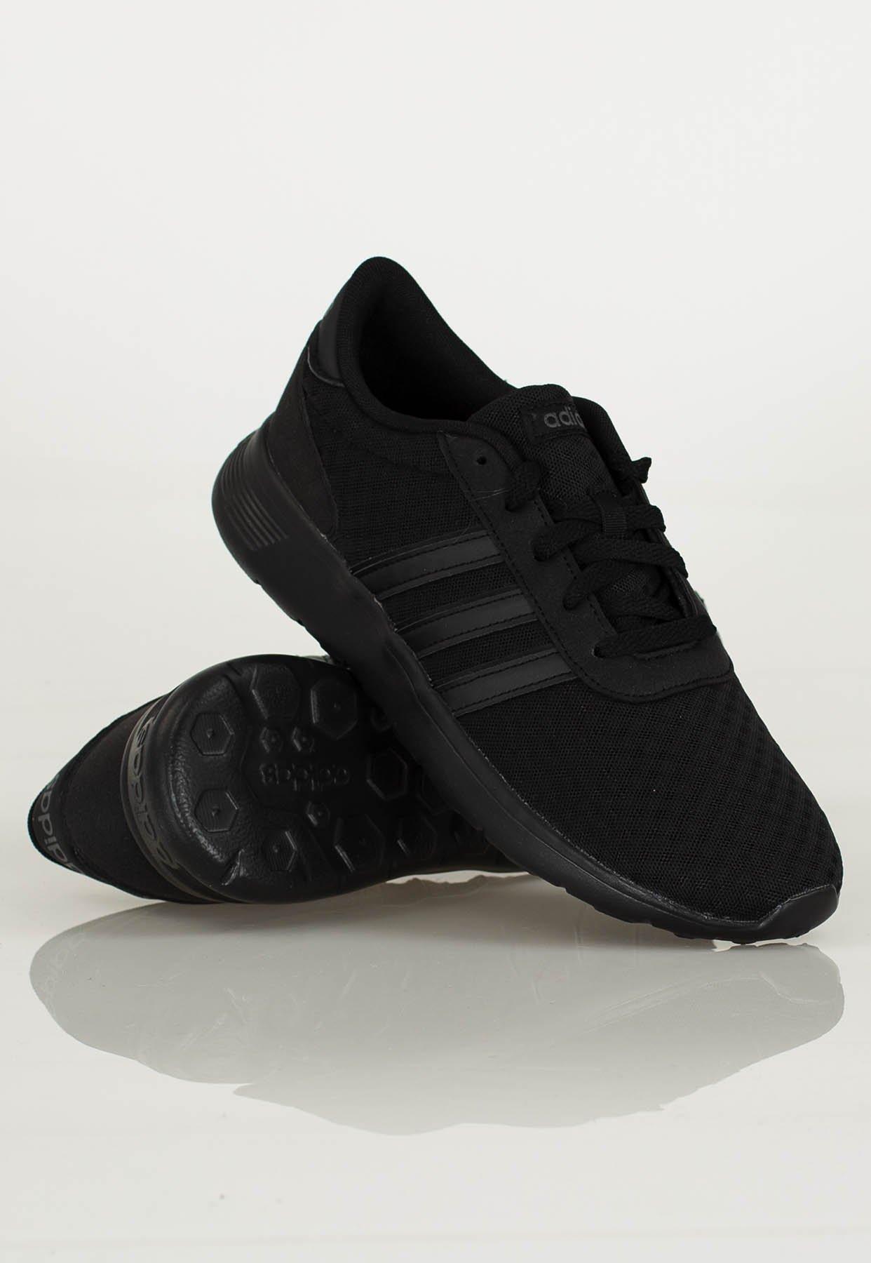 Buty Adidas Lite Racer czarne