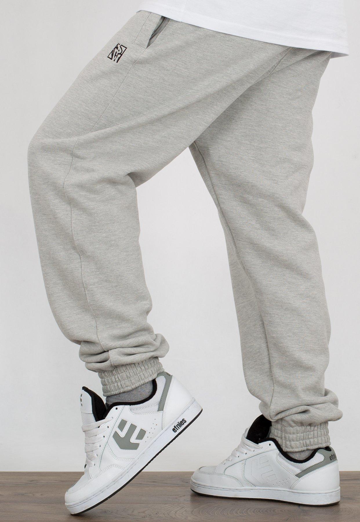 Spodnie dresowe Polska Wersja PW gray