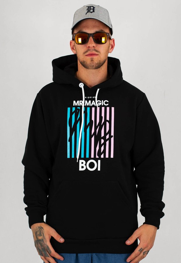 Bluza El Polako Mr Magic Boi czarna