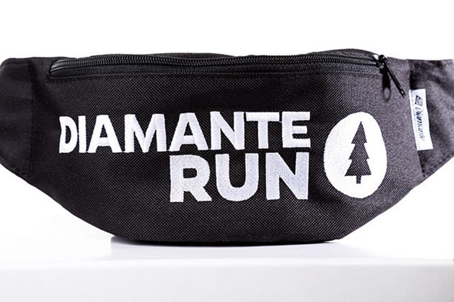 Nerka Diamante Wear Diamante Run Forest czarna