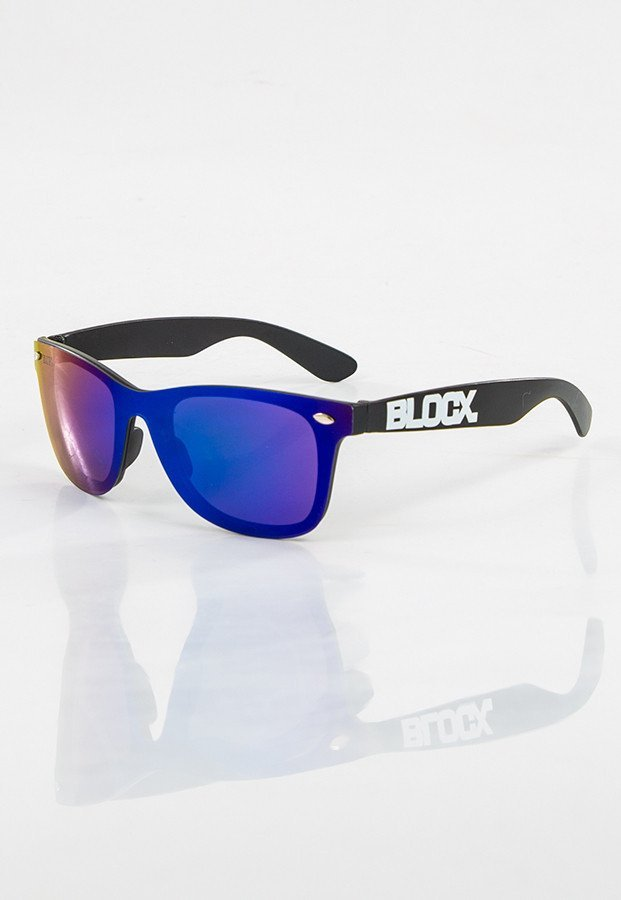 Okulary Blocx One Glass Blue 10