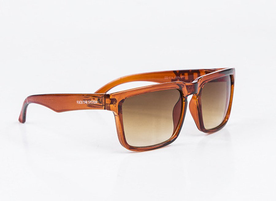 Okulary Blocx Square Brown