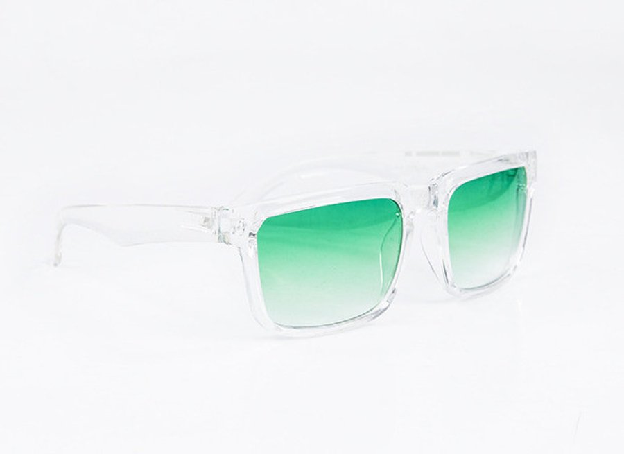 Okulary Blocx Square Clear