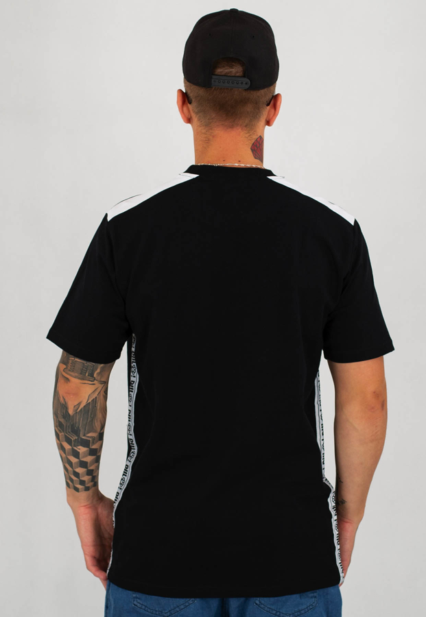 T-shirt Diil Leather czarny